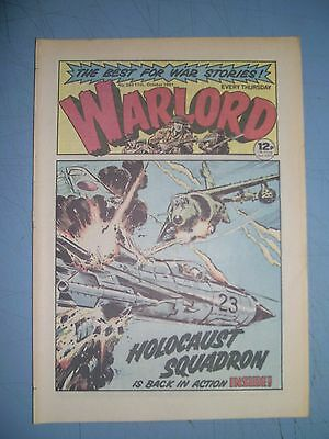 Warlord issue 369 dated October 17 1981