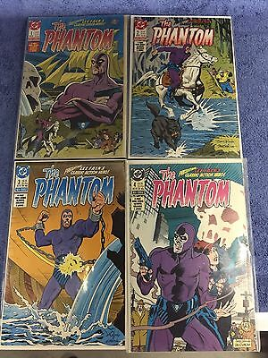 DC Comics The Phantom Run: 1-4 Mini, 1-13 Series