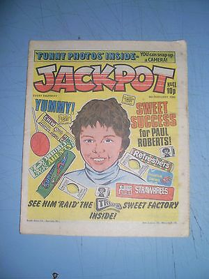 Jackpot issue 41 dated February 9 1980