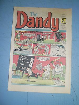 Dandy issue 1694 dated May 11 1974