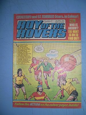 Roy of the Rovers issue dated April 9 1983
