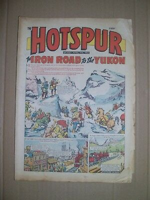 Hotspur issue 338 dated April 9 1966