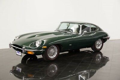 1971 Jaguar E-Type Series II E-Type Coupe 1971 Jaguar Series II E-Type Coupe