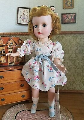 "Antique Vintage American Character 15"" minty Sweet Sue AMAZING condition!!!!"