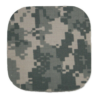 LOT of 10 -US ARMY MILITARY SURPLUS SOT ACU REPAIR PATCH ADHESIVE NO IRON 4 x 4
