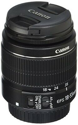 NEW Canon EF-S 18-55mm f/3.5-5.6 IS II SLR Lens