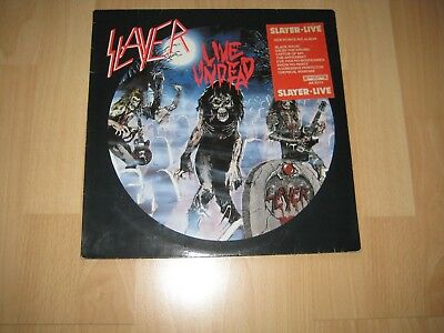 "Slayer - ""Live Undead"""