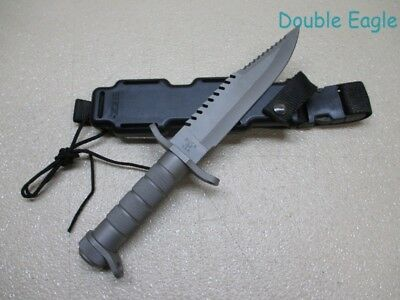 BUCK 184 BuckMaster Combat/Survival Knife w/Sheath ! VERY NICE !