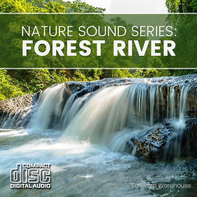 Nature Sound Series: Forest River - Sleep Aid - Meditation - Relax - CD Audio