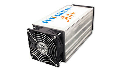 IN HAND Innosilicon A4 LTC MASTER 620 MH 750W Scrypt (Better than ANTMINER L3+)