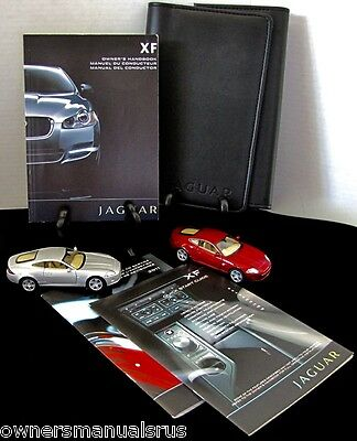 2015 jaguar xf with navigation owners manual set o791 48 99 rh picclick com jaguar xj 2011 owners manual jaguar xf 2011 user manual