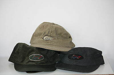 "Greg Norman ""The Shark"" Set of 3 Collectible Golf / Baseball Hats - Adjustable"