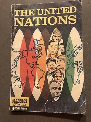 The United Nations Classics Illustrated 1964 Special Issue