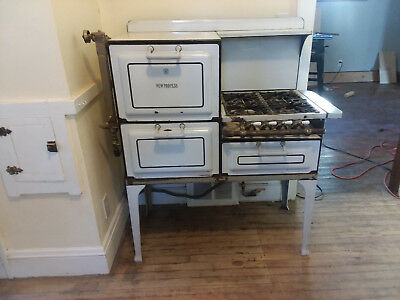 New Process Vintage gas stove