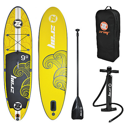 Pack Stand Up Paddle ZRay SUP X1 9'9