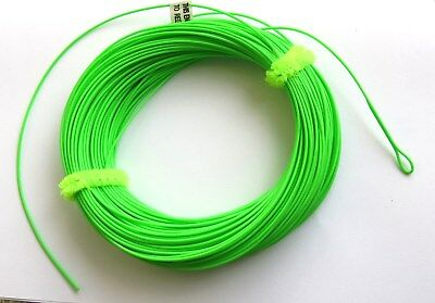"Spey Skagit Shooting Line 0.037"" 30lb core ideal for heads 500gr-675gr (Green)"