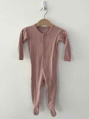 l'oved baby Organic cotton 9-12 Month Baby Coverall Pajamas