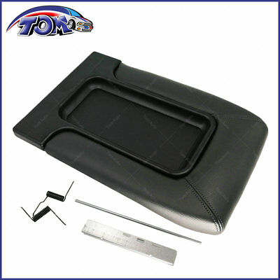 Brand New Center Console Lid Kit For 99-07 Chevy Silverado 19127364
