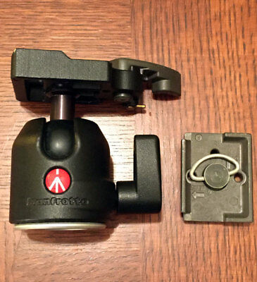 Manfrotto 486RC2 Compact Ball Head with RC2 Rapid Connect System