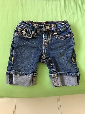 True Religion Kids Shorts 3T