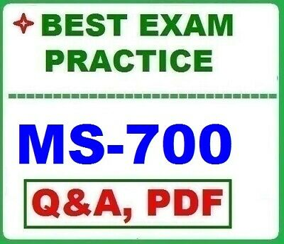 70-767 Best Exam Practice Q&A + FREE Study Guide (PDF)