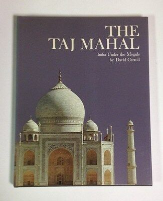 Newsweek Wonders of Man - The Taj Mahal (Hardcover, 1972)