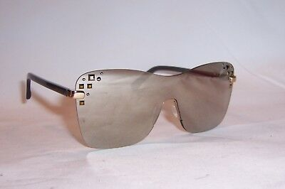 b932b02a0a7d New Jimmy Choo Sunglasses Mask s 138-M3 Rose Gold silver Mirror Authentic
