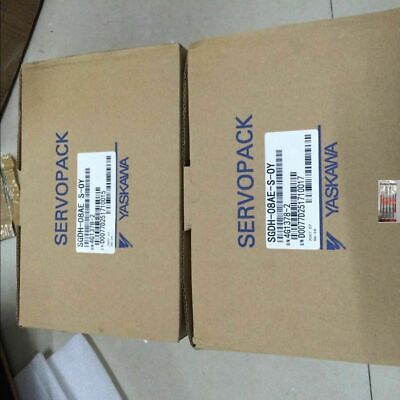 YASKAWA AC servo driver SGDH-08AE-S-OY NEW IN BOX !!via DHL or EMS!!