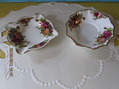 Royal Albert  Bon China England  Old Country Roses