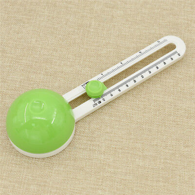 Scissors Circular Paper Cutter Rotary Paper Cloth Leather Round Circular Blade