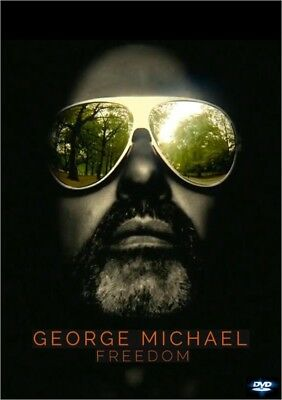 George Michael: Freedom - 2017 Documentary - Channel 4 Promotional Dvd