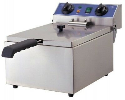 3 KW Electric fryer with basket
