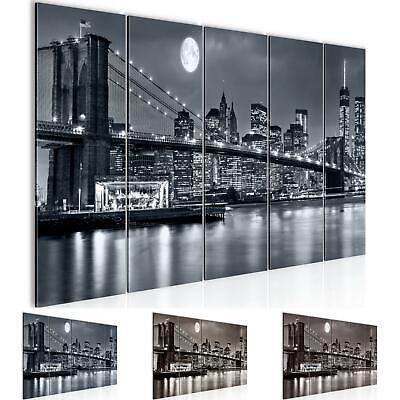 WANDBILDER XXL BILDER New York City VLIES LEINWAND BILD KUNSTDRUCK 606755P