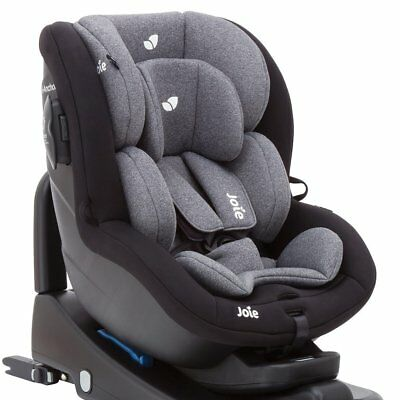 joie Reboarder Kindersitz Autositz i-Anchor Advance (0-18-kg) Two Tone Black