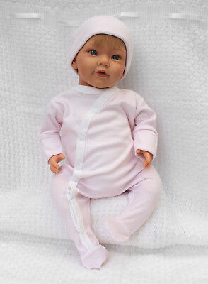Amalie Lilibies Realistic Baby Dolls *Lifelike Newborn Girl Children's Doll 50cm