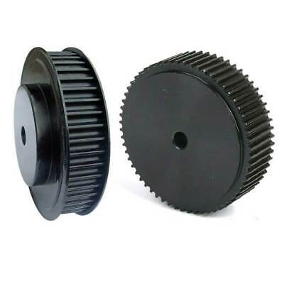 PB14-3M-09 HTD Pulley Pilot Bore 14 teeth for 9mm wide belt