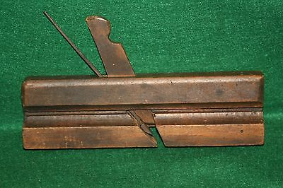 Nice  Antique 19th Century European Moulding Plane Inv#JB78