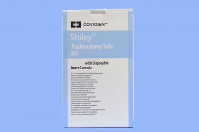 Shiley XLT Extended-Length Disposable Inner Cannula Tracheostomy Tubes (60XLTUP)