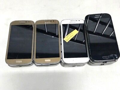 5 Lot Samsung Grand Neo i9060M GSM Locked For Parts Repair Used Wholesale As Is