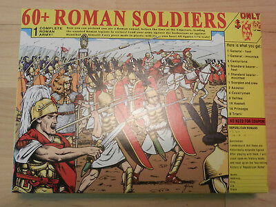 Hät Set 8151 Republican Roman Army 60 Figuren Maßstab 1/72, mit OVP, RAR