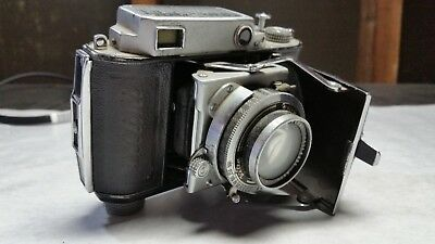 Antique Welta Weltini, 35mm Camera, made in Germany WELTA