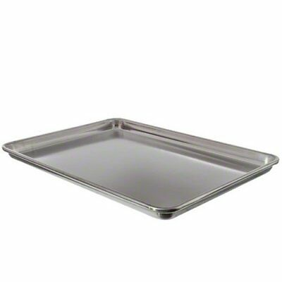 "Vollrath 9303 18"" x 13"" Economy Finish Half Size Sheet Pan - Wear-Ever"