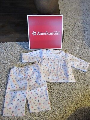 American Girl Emily's Pajamas RETIRED BRAND NEW IN BOX for 18 Inch Dolls