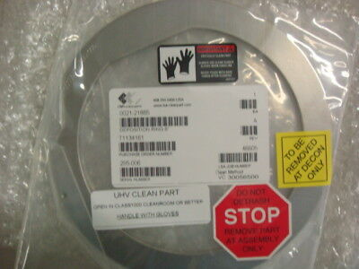 """AMAT, Applied Materials, 0021-21885,RING, DEPOSITION, 6"""" JMF, 9MM, Cleaned"""