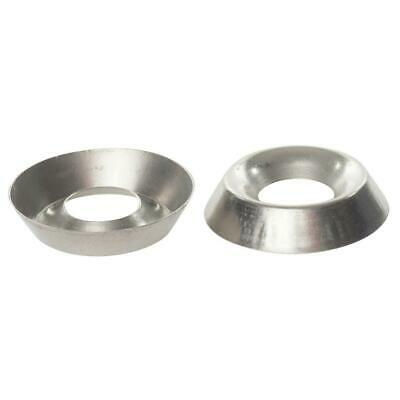 M3 M4 M5 M6 M8 M10 A2 Stainless Steel Metric Stamped Screw Cup Finishing Washers