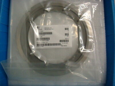 """AMAT, Applied Materials, 0021-21900 RING, DEPOSITION, 6"""" JMF, 9MM, ALUM, Cleaned"""
