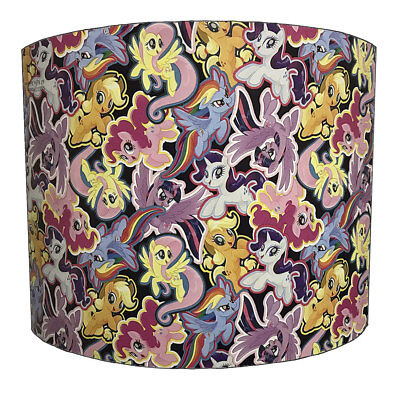My Little Pony Lampshade Ideal To Match My Little Pony Bedspreads & Duvet Covers