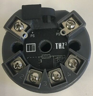 Moore Industries THZ2/TPRG/4-20MA/12-42DC Temperature Transmitter ~ NEW!
