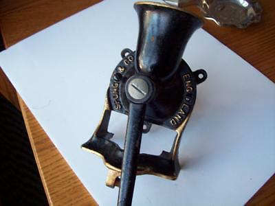 Old Spong &  Co. LTD England Coffee Grinder #1 in excellent condition.