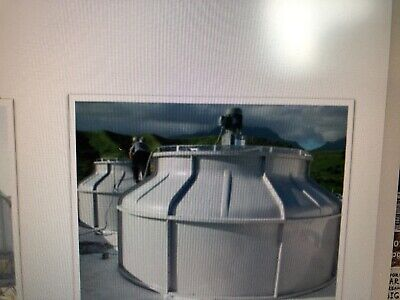 cooling tower 1000 ton